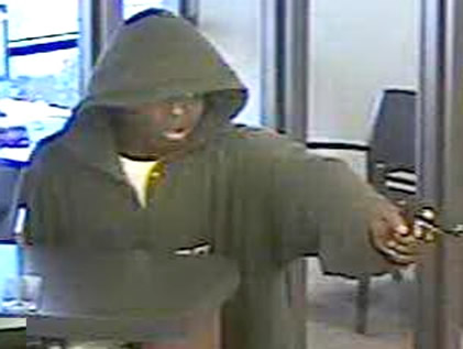 Oklahoma City Bank Robbery Suspect 2 (3/5/13)