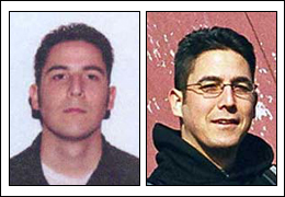 Daniel San Diego is wanted for his alleged role in the bombings of two San Francisco biotech facilities in 2003.