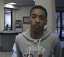 Kingwood, Texas Bank Robbery Suspect (2/11/14)