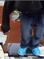 San Francisco Bank Robbery Suspect, Photo 5 of 9 (8/5/13)