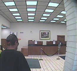 Oklahoma City Bank Robbery Suspect, Photo 1 of 2 (6/18/13)
