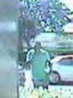 Lauderhill, Florida Bank Robbery Suspect, Photo 3 of 3 (10/17/12)