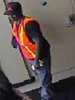 Houston Bank Robbery Suspect, Photo 2 of 2 (10/5/13)