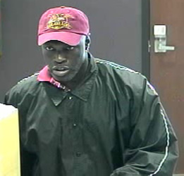 Denver/Aurora Bank Robbery Suspect, Photo 5 of 7 (9/26/12)