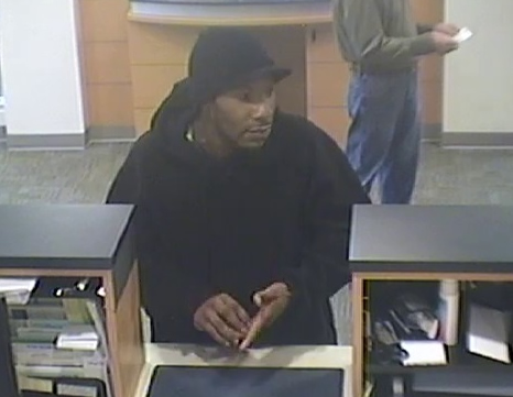 Powder Springs Bank Robbery Suspect, Photo 10 of 12 (10/28/13)