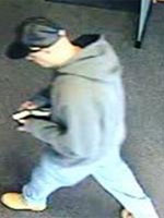 Old Bridge, New Jersey Bank Robbery Suspect, Photo 6 of 7 (10/8/13)