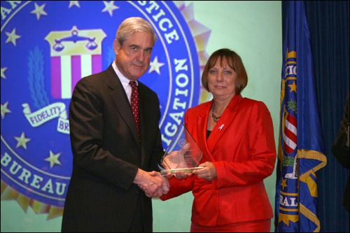 Phoenix field office Director's Community Leadership Award 2011