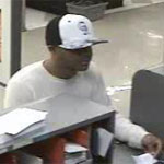Denver Bank Robbery Suspect, Photo 3 of 3 (12/3/10)