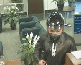 Norcross Bank Robbery Suspect, Photo 8 of 9 (11/27/09)