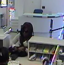 Pembroke Pines, Florida Bank Robbery Suspect, Photo 1 of 3 (11/13/12)