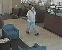 Houston Bank Robbery Suspect, Photo 3 of 4 (11/17/12)