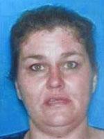 Fugitive Melanie Wilson (12/12/12)