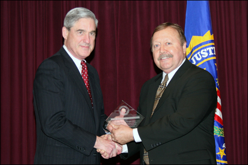 Director Mueller and Society of Former Special Agents