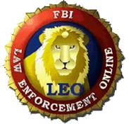 Law Enforcement Online seal
