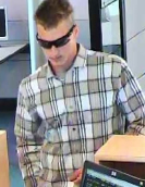 I-55 Bandit Serial Bank Robbery Suspect, Photo 9 of 11 (9/10/13)