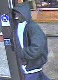 Denver Bank Robbery Suspect, Photo 5 of 6 (12/3/09)