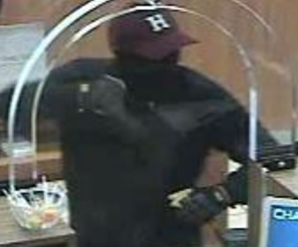 San Diego Bank Robbery Suspect, Photo 3 of 3 (12/19/13)