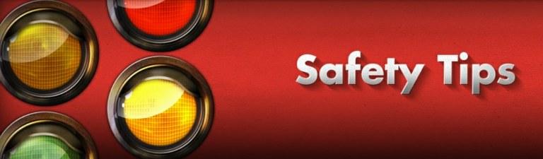 Safety Tips: Header
