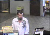 Southeast Serial Bank Robbery Suspect, Photo 10 of 10 (8/24/09)