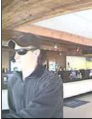 I-55 Bandit Serial Bank Robbery Suspect, Photo 2 of 11 (9/10/13)