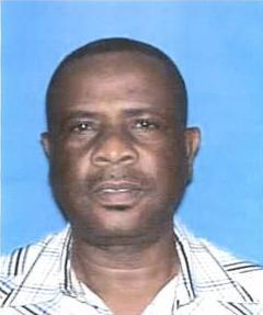 Fugitive Charles Harris