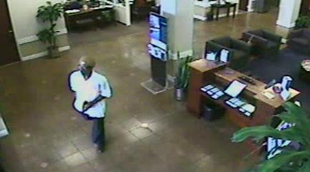 Houston Bank Robbery Suspect, Photo 2 of 2 (12/20/10)