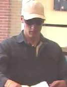 I-55 Bandit Serial Bank Robbery Suspect, Photo 5 of 11 (9/10/13)