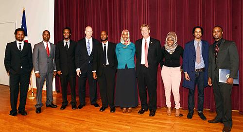Somali-American Ka Joog Organization Honored for Community Leadership