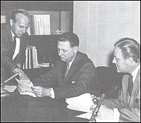 FBI-Washington Radio Program Executives