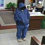 Knoxville Bank Robbery Suspect, Photo 4 of 4 (10/23/09)