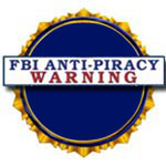 New Anti-Piracy seal