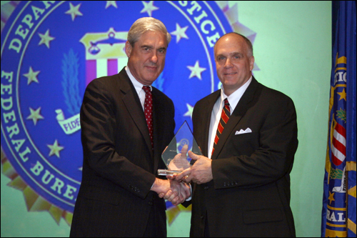 Houston field office Director's Community Leadership Award 2011