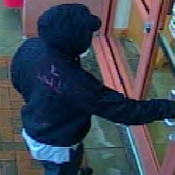 San Diego Bank Robbery Suspect, Photo 5 of 5 (12/30/10)