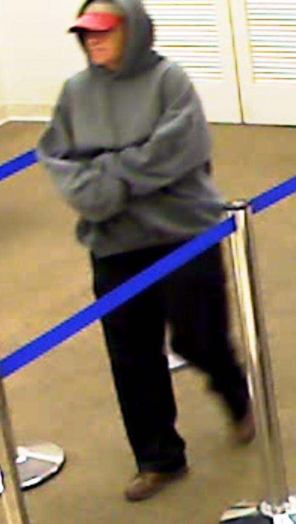 Albuquerque bank robber suspect (4/9/13)