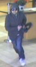 San Diego Bank Robbery Suspect, Photo 1 of 3 (12/28/12)