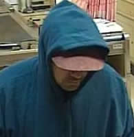 Philadelphia Division Bank Robbery Suspect, Photo 4 of 5 (11/14/13)