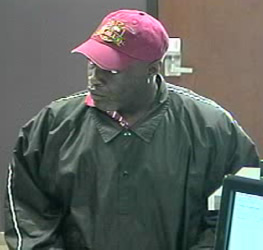 Denver/Aurora Bank Robbery Suspect, Photo 1 of 7 (9/26/12)