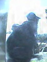 Lauderhill, Florida Bank Robbery Suspect, Photo 1 of 3 (10/17/12)