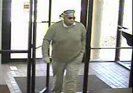 Oklahoma City Bank Robbery Suspect, Photo 4 of 6 (5/13/13)