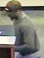 Philadelphia Division Serial Bank Robbery Suspect, Photo 5 of 7 (11/5/13)
