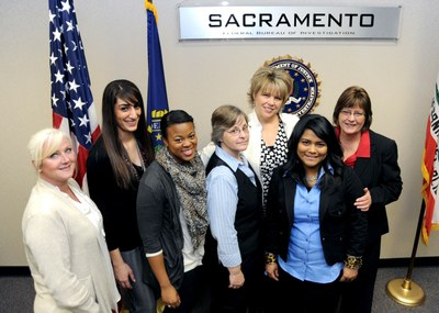 Sacramento 2013 Director's Community Leadership Award Presentation, Photo 3 of 3 (12/23/13)