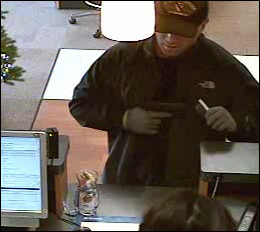 Houston Bank Robber (12/26/12)