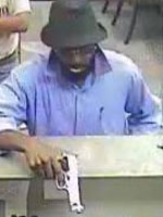 Lilburn Bank Robbery Suspect, Photo 1 of 4 (8/6/12)