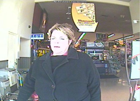 Carmichael, California Bank Robbery Suspect, Photo 3 of 4 (11/2/09)