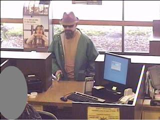 Sacramento Division Fake-Bearded Fedora Bandit, Photo 4 of 4 (4/27/10)