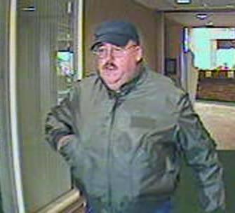 Tulsa, Oklahoma Bank Robbery Suspect, Photo 4 of 4 (12/11/09)