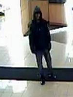 Anchorage Bank Robbery Suspect, Photo 1 of 3 (2/27/14)