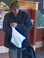 Cambridge Bank Robbery Suspect, Photo 4 of 8 (10/1/13)