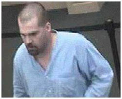 Southeast Serial Bank Robbery Suspect, Photo 6 of 10 (8/24/09)
