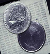 Hollow Nickel Used by Soviet Spies to Conceal Messages